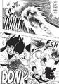 Ginyu's Mistake!- Vegeta attacks Ginyu
