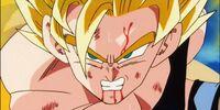 Goku Senses Buu