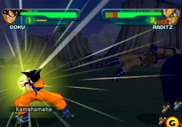 File:Goku Raditz Budokai 2.jpg