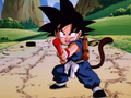 Goku in Path to Power