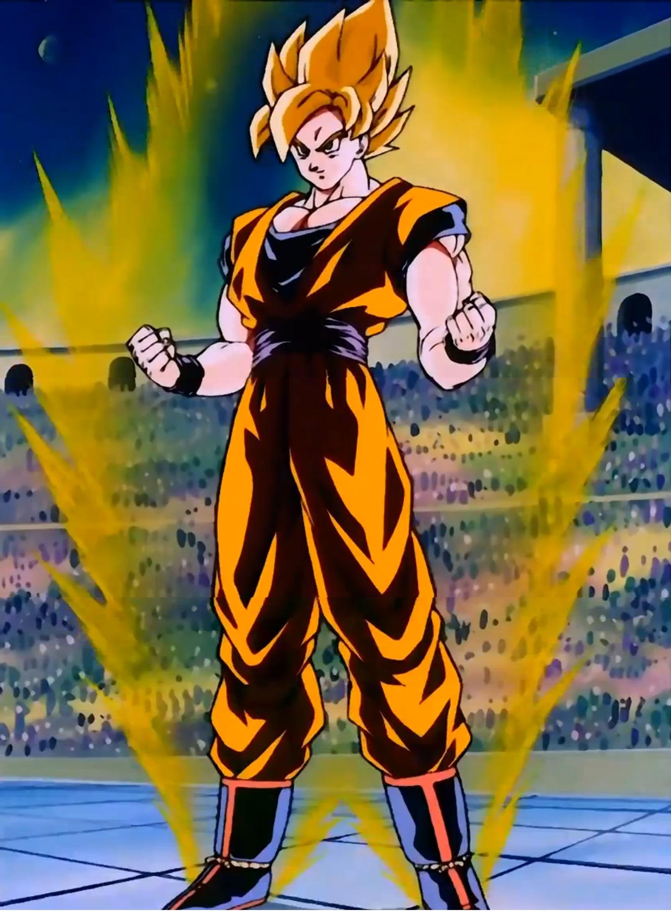 Image - GokuSuperSaiyanVsPikkon.png | Dragon Ball Wiki ...