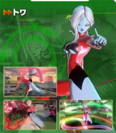 Towa XV2 Character Scan