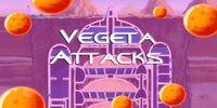 Vegeta Attacks