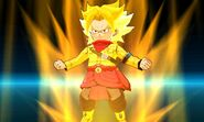 KF SS Future Trunks Super (Broly)