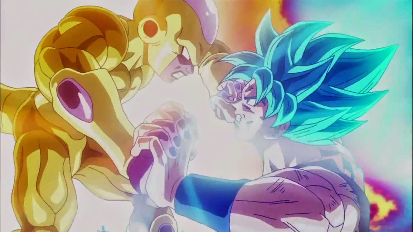 Dragon Ball Super Episode 95 Goku vs Frieza English dub ( Double ...