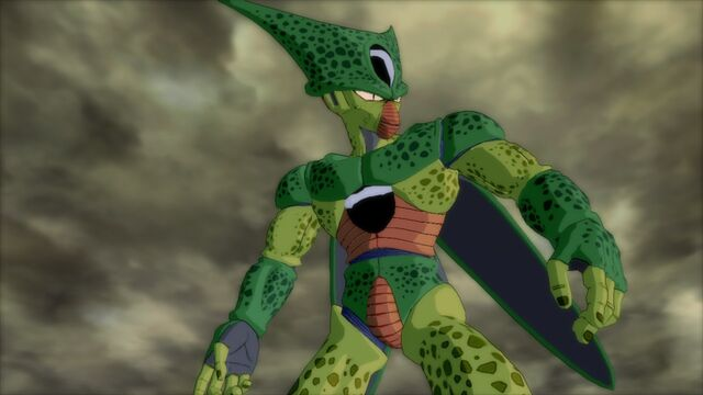 File:Cell in Dragon Ball Z Burst Limit.jpg