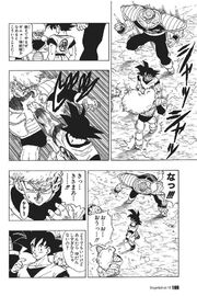GokuPunchesJeice(Manga)
