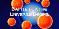 Battle for the Universe Begins