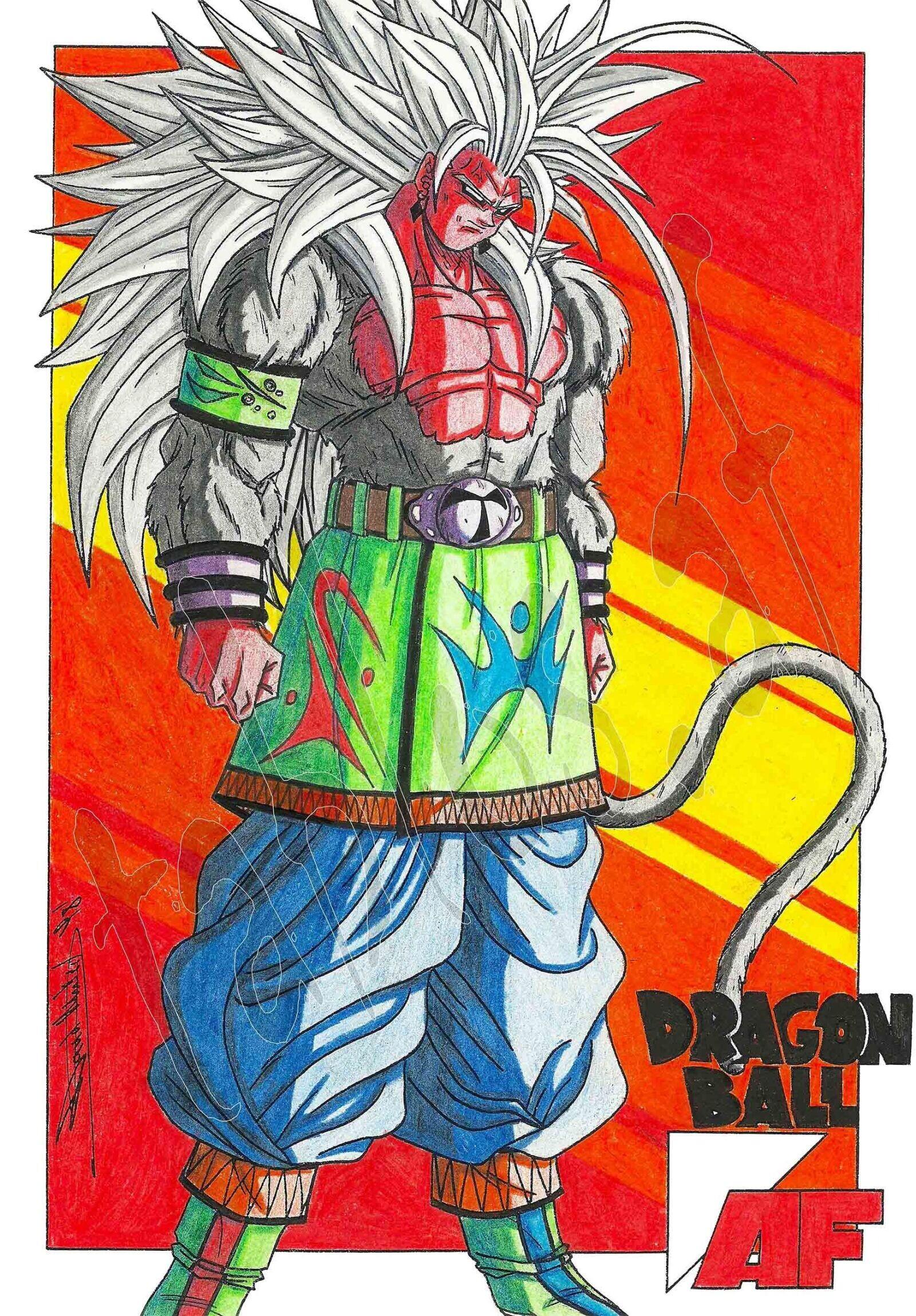 Dragon Ball z Character Names Character Dragon Ball af