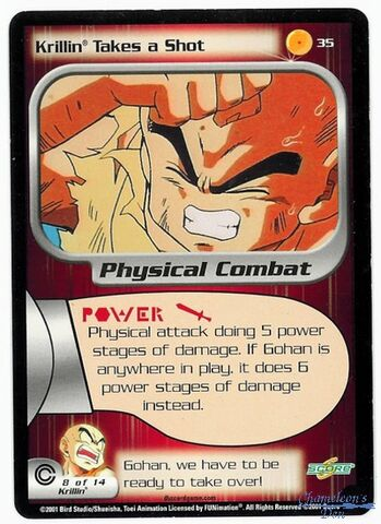 File:Dragon Ball Z CCG Card Krillin Takes a Shot.jpg