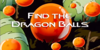 Find the Dragon Balls