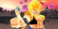 Fusion Reborn! Goku and Vegeta