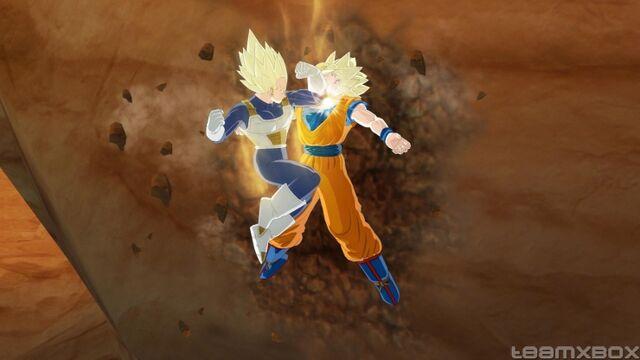 File:Vegeta traps Goku, Raging Blast.jpg