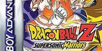 Dragon Ball Z: Supersonic Warriors (series)