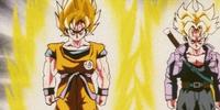 Goku's Nightmare