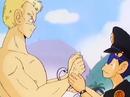 Taro arrests Blue