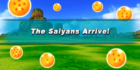 The Saiyans Arrive!