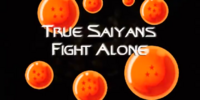 True Saiyans Fight Alone