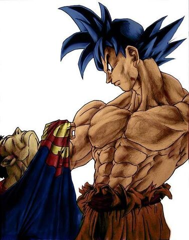 File:1290762 goku vs superman finished by bimago super super RE Superman VS Goku-s503x640-133632.jpg