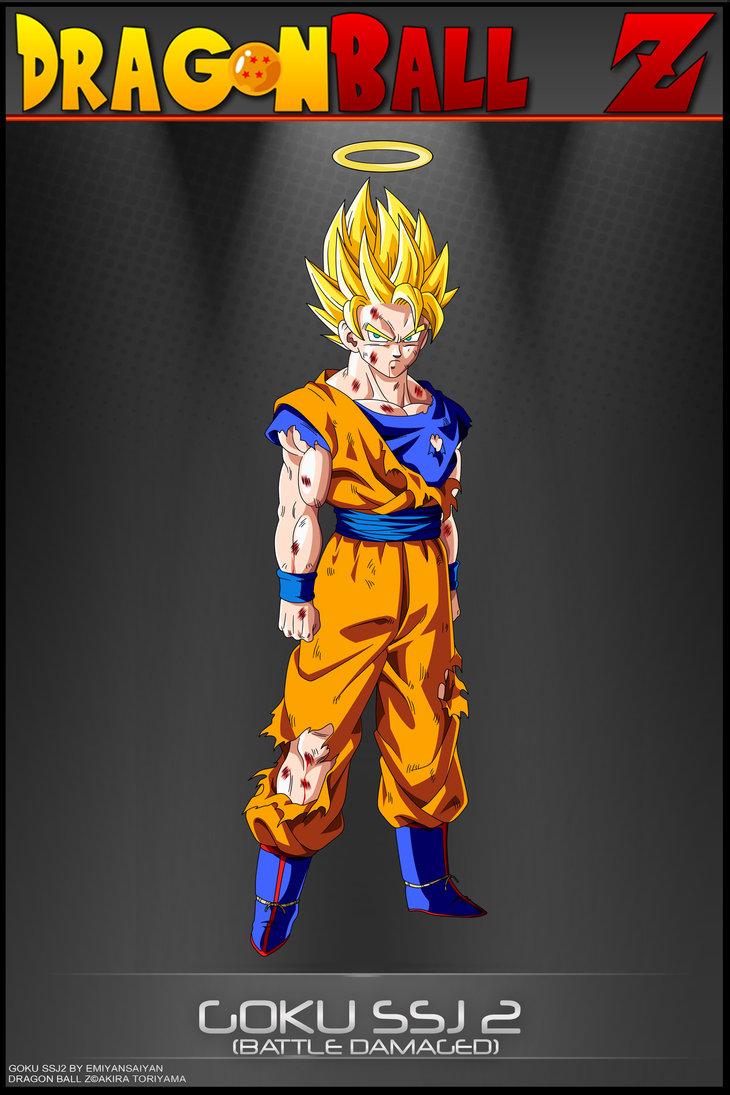 Archivo Dragon Ball Z Goku Ssj2 Vmv By Tekilazo D33i6vy
