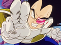 Vegeta Finishes Cui