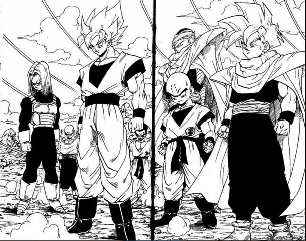 File:The Z fighters arriving at Cell Games.PNG
