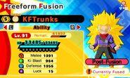 KF SS Future Trunks Super (SS3 Future Trunks)