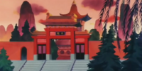 Oolong's mansion