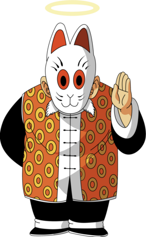 File:Grandpa Gohan Masked by dragonballzgtfighter.png