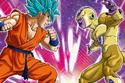 SSGSS Goku vs UE Freeza