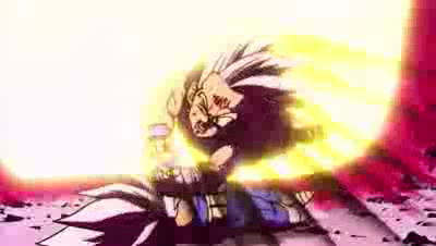 File:Gohan takes Cell's attack meant for Vegeta.png