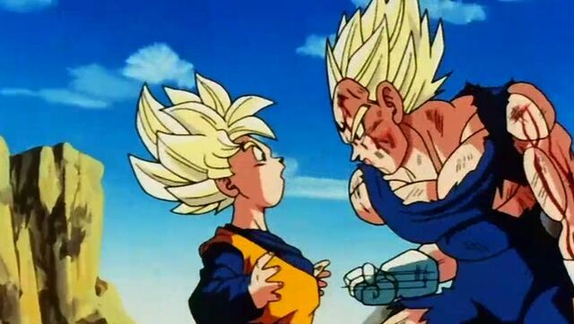 File:Vegeta attacks goten2.jpg