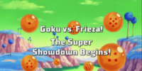 Goku vs. Frieza! The Super Showdown Begins!