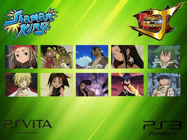 File:Project Versus J(J-Stars Victory)Shaman King Characters.jpg