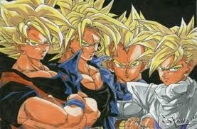 File:Ssj z fighters.jpeg
