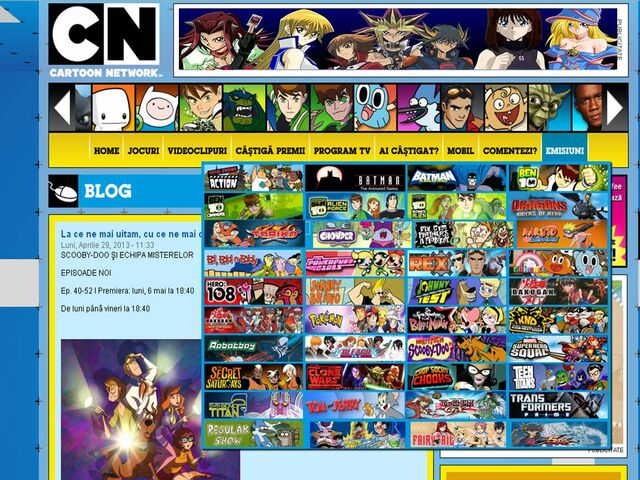 File:Cartoon Network Romania Site Shows.jpg