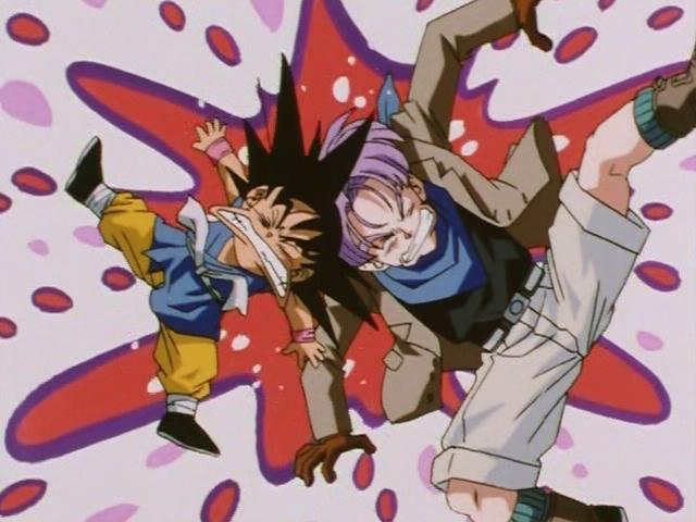 File:GokuTrunksClash.png