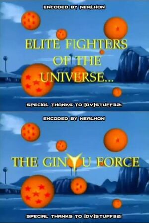 Elite Fighters of the Universe... The Ginyu Force