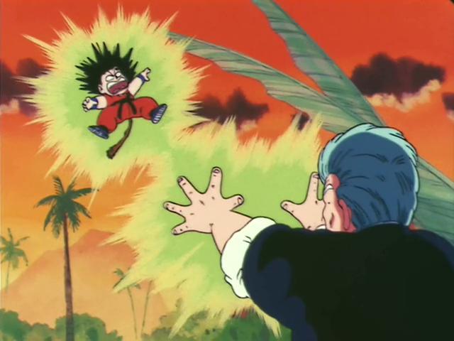 Kết quả hình ảnh cho Thunder Shock Surprise grandpa gohan