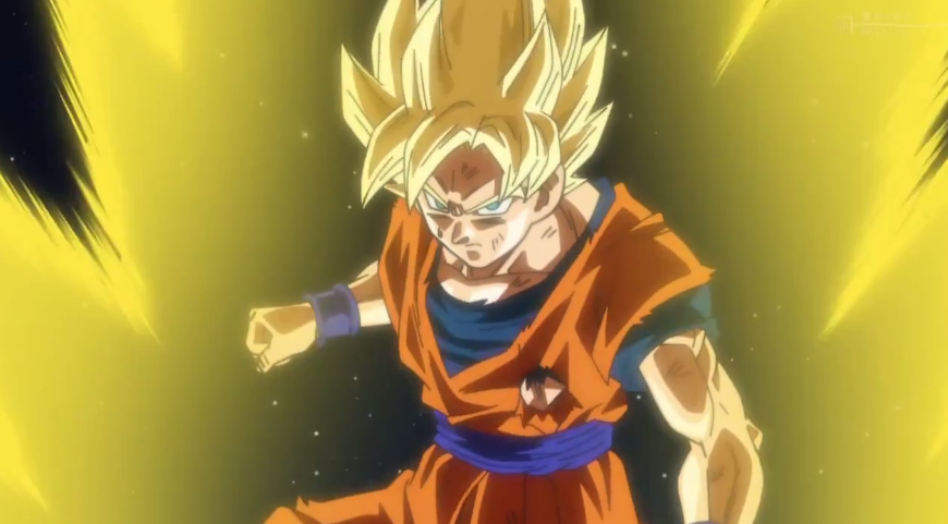 Goku super saiyan 3 full episode
