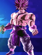 Villainous Mode Broly