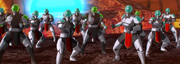 Dark Empire soldiers