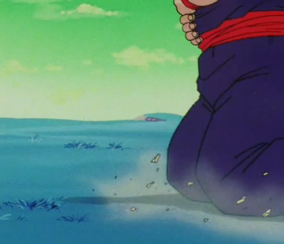 File:Gohan feels to his knees with his arms around his stomach.png
