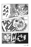 Demon King Piccolo kills Chiaotzu