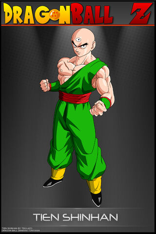File:Dragon ball z tien shinhan as by tekilazo-d31g97i.jpg