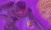 Goku vs Villainous Frieza