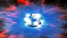 DBGT Earth Explodes