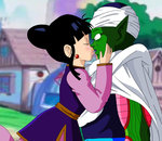 File:FANART of Piccolo and ChiChi by Misato sensei.jpg