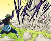 Zamasu exploding wave