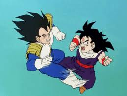 File:VegetaAndGohanFighting.jpg
